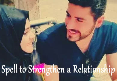 Spell to Strengthen a Relationship