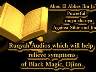 Ruqyah To Find Hidden Sihr
